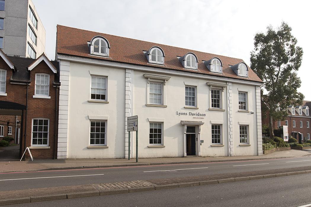 Westbury House, Solihull - Custodian REIT Plc