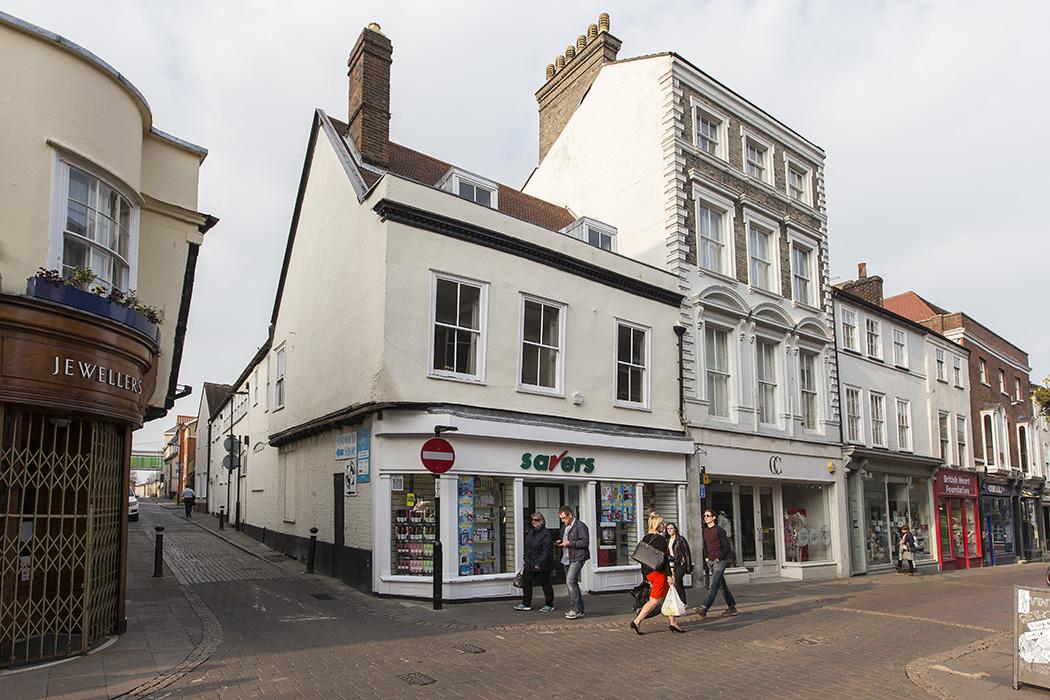 15 Abbeygate Street Bury St Edmunds Custodian Reit Plc