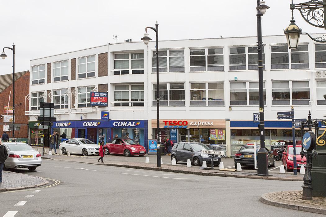 37-40A Frederick Street & 51 Warstone Lane, Jewellery ...