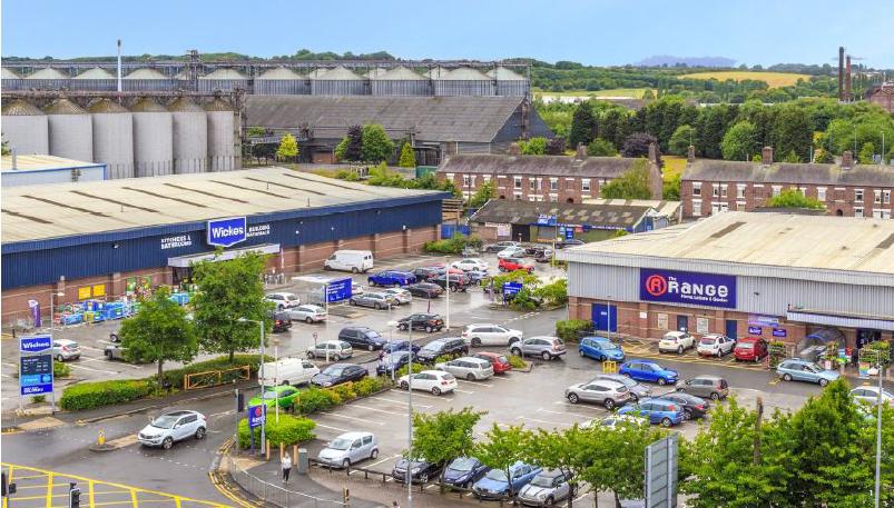 Burton On Tewnt Building Supplies