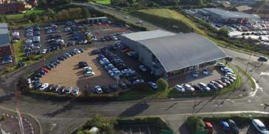 Derby Audi, Royal Scot Road, Pride Park, Derby - Custodian REIT Plc