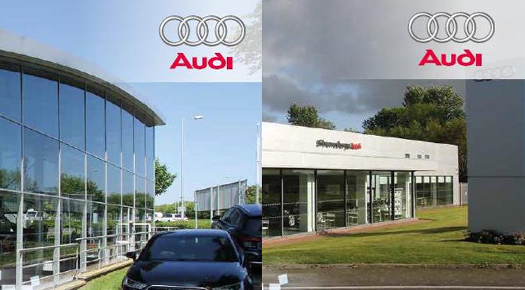Custodian REIT Acquires Car Dealerships In Shrewsbury Sq Ft - Audi shrewsbury